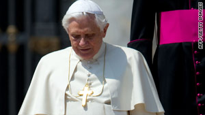 Five Irish bishops have submitted their resignations to the pope since December.