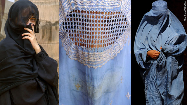 The French bill could mean a possible prison sentence for people who force women to wear full face veils.