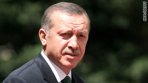 Turkish prime minister Tayyip Erdogan, pictured Friday, has said the attacks will not change the nation's direction.