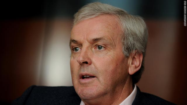 John Holmes is the U.N's. outgoing under-secretary-general and emergency relief coordinator.