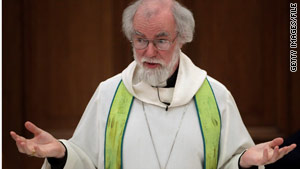 Archbishop of Canterbury Rowan Williams backed a compromise, but the the General Synod rejected it.