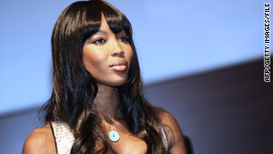 Naomi Campbell's request to delay her testimony will be heard on Monday.