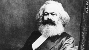 Das Capital: Karl Marx left £250 or £23,000 ($36,000) today.