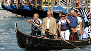 Giorgia Boscolo can become a gondolier after applying for her full license.