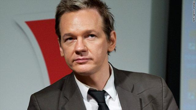 WikiLeaks founder Julian Assange poses on August 14, 2010 in Stockholm.