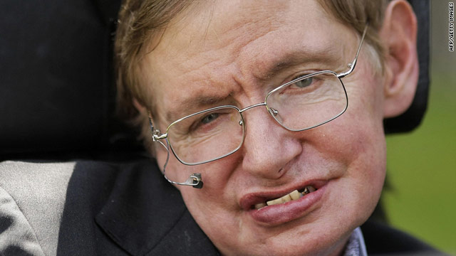 Stephen Hawking argues that it's unremarkable that at least one planet has conditions for life.