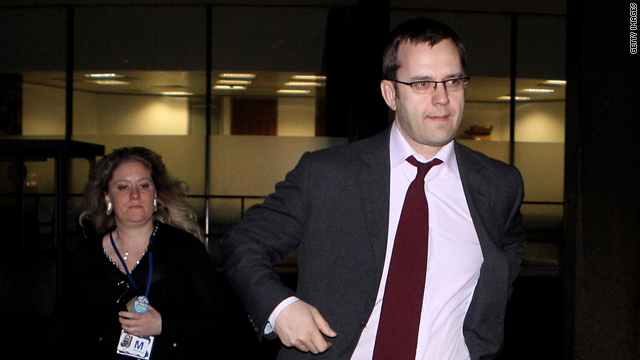 Former News of the World editor Andy Coulson, right, is now British Prime Minister David Cameron's director of communications.