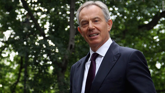 "Tony Blair said he was concerned by the ""inevitable hassle"" that protesters could cause."