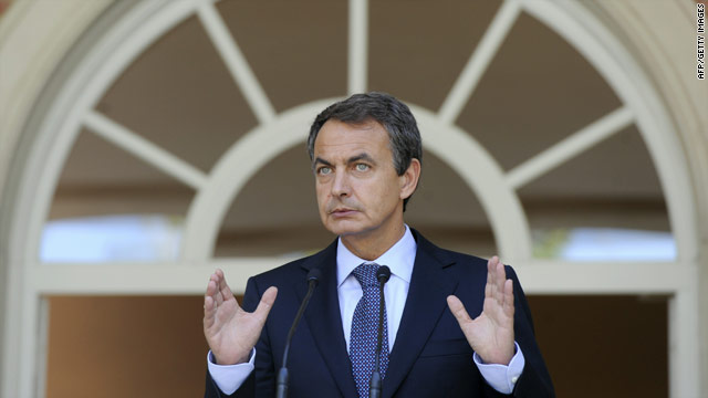 Spain's Prime Minister Jose Luis Rodriguez Zapatero says the govenrment is not planning any additional austerity cuts.