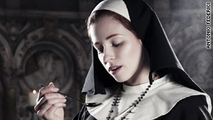Britain's advertising watchdog said the nun advertisement could cause offence.