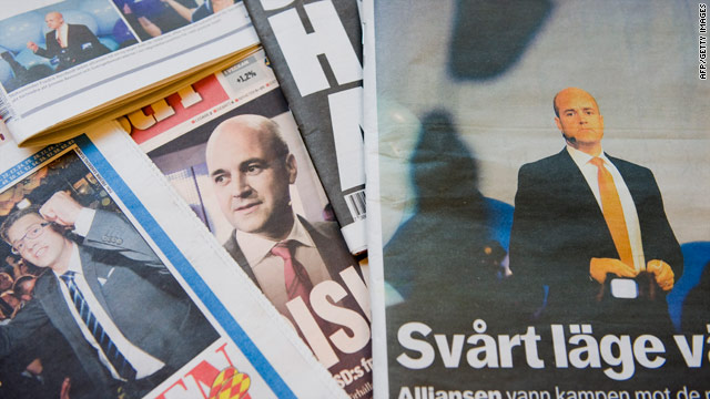 The Swedish media is speculating about how the minority coalition can govern without including the Sweden Democrats.