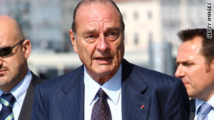 Jacques Chirac was mayor of Paris between 1977 and 1995, the year he became president.