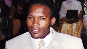 This 2007 picture shows Thierry Dole, one of five French nationals kidnapped in Niger.