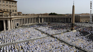 "The Vatican said Tuesday that it is ""perplexed and baffled"" by the public prosecutor's actions."
