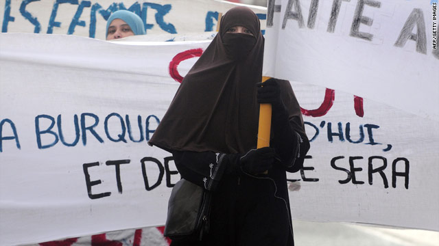 French burqa ban clears last legal obstacle