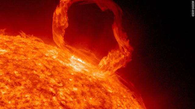 New research published by UK and U.S. scientists challenges current ideas about the sun's influence on Earth's temperatures.