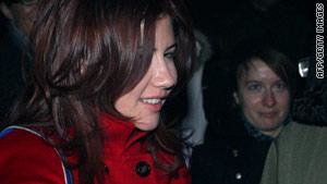 Anna Chapman and 9 others were handed over to Russia by the U.S. in exchange for four Russian prisoners.