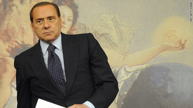 Silvio Berlusconi could lack the support necessary to survive a vote of confidence now former allies have turned on him.