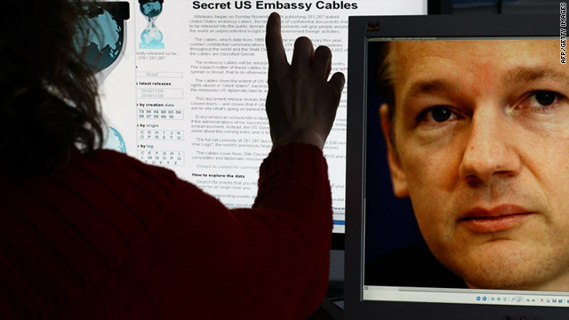 Julian Assange's lawyer has told CNN that security services &quot;in a number of countries know exactly where Julian is.&quot;