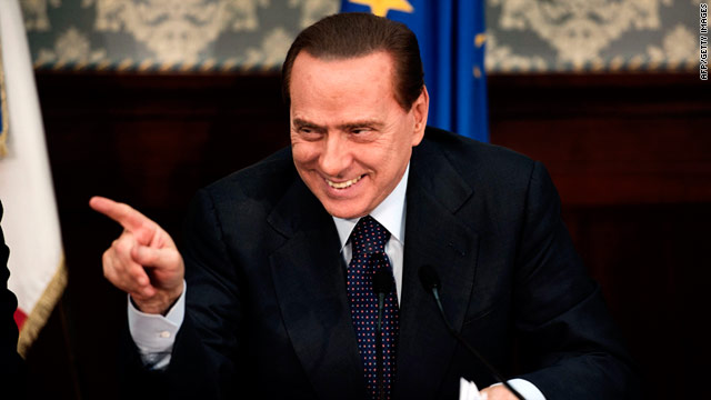 "Italian Prime Minister Silvio Berlusconi was ""physically and politically weak,"" a cable quoted a senior Italian official as saying."
