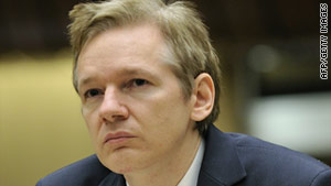 WikiLeaks founder Julian Assange answered reader questions on the The Guardian newspaper's website.