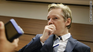 Julian Assange is wanted for questioning by Swedish authorities over sex-crime allegations.