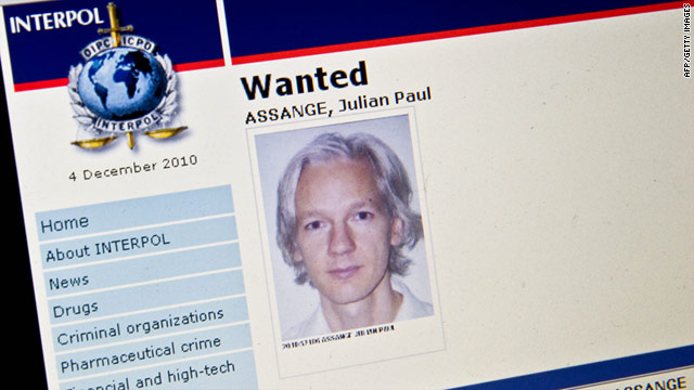 t1larg - WikiLeaks founder Julian Assange has been arrested in London, CNN confirms. - Philippine Business News