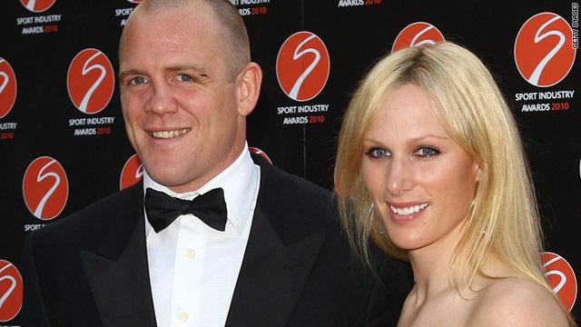 Mike Tindall proposed to Zara Phillips on Monday at the couple's home in Gloucestershire, England.