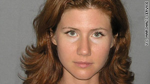 Anna Chapman is now on the public board of the youth branch of Russia's ruling party.