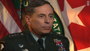 Gen. David Petraeus said he thinks there is still time to engage in diplomacy with Iran.