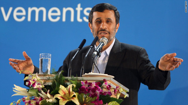 President Mahmoud Ahmadinejad has ordered enrichment to be boosted to 20 percent.