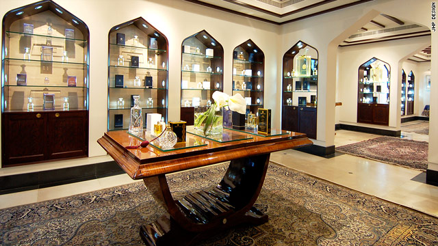 The House of Amouage is scheduled to open two new stores in 2010 -- one in Dubai and another in London.