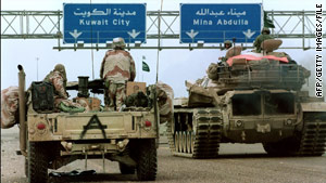 Hy Iraq Invaded Kuwait - Mariagegironde