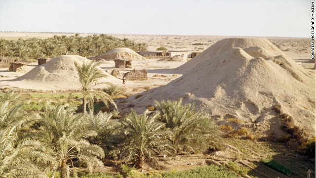 Some of Bahrain's burial mounds date back some 4,000 years.