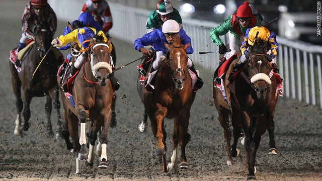 Inside the Middle East catches up with all the action at the Dubai World Cup and a different kind of horsepower in Egypt.