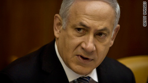 Benjamin Netanyahu's comments are not likely to ease the rift with the United States.