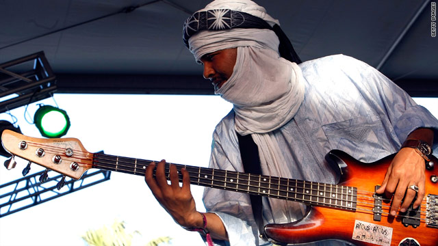 Inside the Middle East meets the Tinariwen musical group, who sing about conflict and exile.