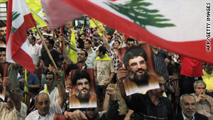 Lebanese earlier this week celebrated the 10th anniversary of  Israeli troops' withdrawal from southern Lebanon.