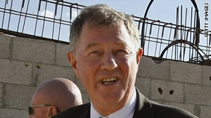 U.N. Special Coordinator for the Middle East Peace Process, Robert Serry.