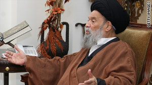 Grand Ayatollah Mohammed Hussein Fadlallah had become distanced from Hezbollah's Iran-influenced leadership.