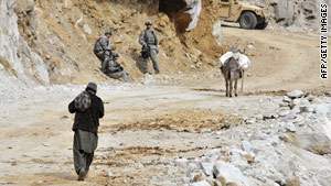 The eight killed are believed to have been working in the province of Nuristan.