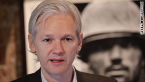 WikiLeaks founder Julian Assange says the site is about halfway through preparing the additional documents.
