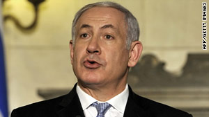 Israeli Prime Minister Benjamin Netanyahu welcomed the invitation for talks.