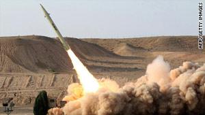 """Ракета """"Фатех-110"""" (Fateh A-110)"""