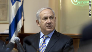 Benjamin Netanyahu has offered to meet Palestinian Authority President Mahmoud Abbas every two weeks.