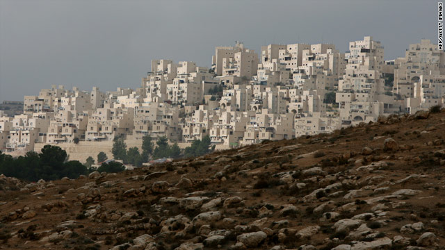 Jewish settlements, such as the Har Homa settlement in East Jerusalem, have been a source of strife in the West Bank.