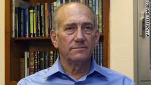 """The United States was ready to take in 100,000 refugees as citizens of the United States,"" Ehud Olmert said Sunday."