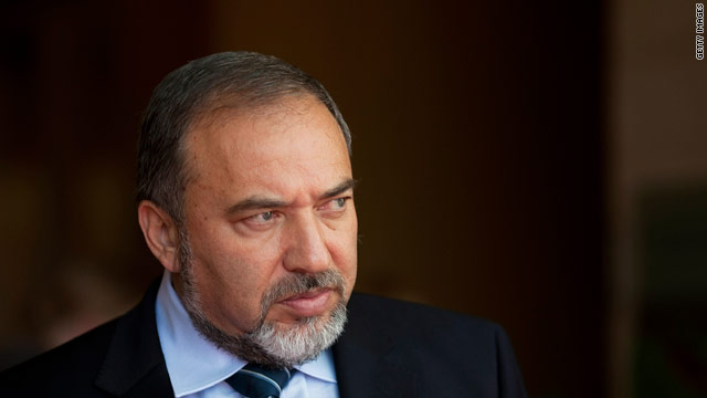 Avigdor Liberman, pictured in Jerusalem, is not known for his diplomatic style.