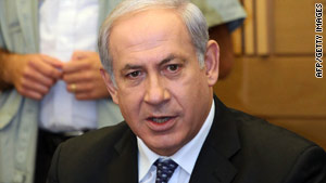 Benjamin Netanyahu did not change his mind because of the outcry over the loyalty oath, a spokesman said.