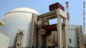 Iran began loading fuel into it its Bushehr nuclear plant on Tuesday, Iran's state-run Press TV said.